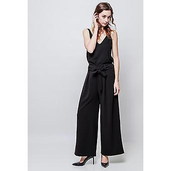 Wide Flared Trousers Culottes