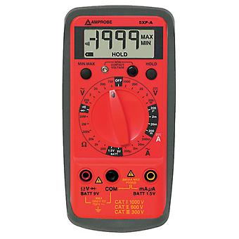 Amprobe 5XP-A Compact Digital Multimeter (Full-Featured)