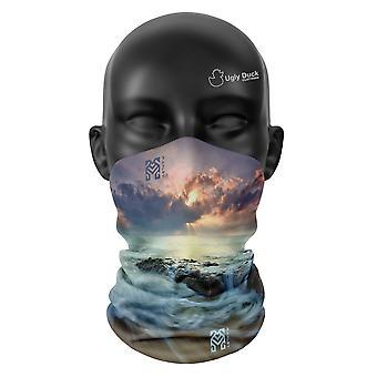 Mesmerise Colours Snood Face Mask Scarf Unisex Neck Gaiter Headwear Wrap Buff