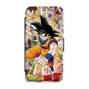 Manga Dragon Ball Z Samsung Galaxy S9 Plånboksfodral