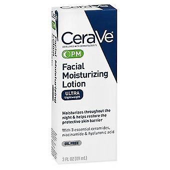 Cerave Facial Moisturizing Lotion Pm, 3 oz