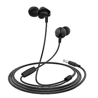 HOCO M60 3.5mm Wired Portable Foldable In-ear Stereo Sports Hifi Earphone