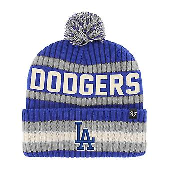 47 Brand Beanie Winter Hat - BERING Los Angeles Dodgers