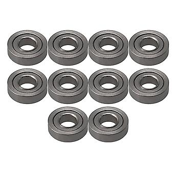 10pieces MR73ZZ Toy Bearing Steel Mini Ball Bearing Miniature 3x7x2mm