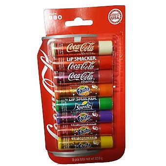 Buze smacker Coca Cola Lip balms-8 bucati (3-Pack)