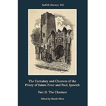 La Cartularie et les Chartes du Prieuré de Sain - Partie II: Les Chartes