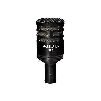 Microphone dynamique Audix d6, cardioidide