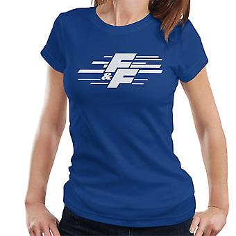 Fast and Furious Light Logo Women's T-Shirt