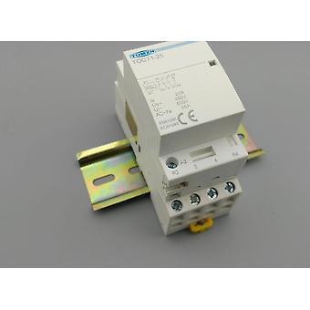 Din Rail Ménage Ac Contacteur modulaire