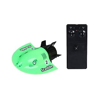 Rc Submarine Remote Control Electronic Toy For Universal Rc Speedboat