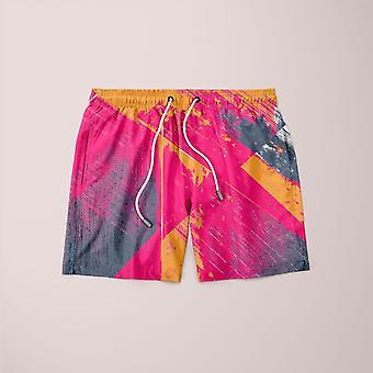 Omdat het drie shorts is