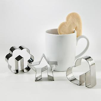 Heart Side-of The Cup Cookie Cutter