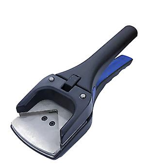 Heavy Duty Clipper-corner Hole Punch Cutter For Pvc Card, Tag, Photo