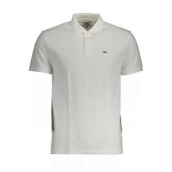 טומי הילפיגר חולצת פולו שרוולים קצרים גברים DM0DM07196