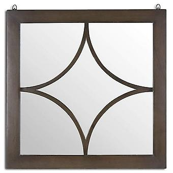 Hill Interiors Vinus Collection Square Wall Mirror