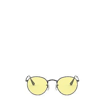 Ray-Ban RB3447 gunmetal unisex sunglasses