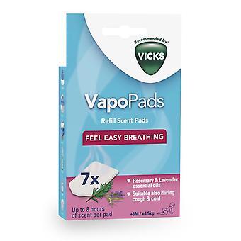 Vicks vapopads