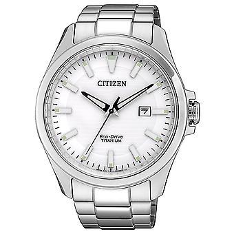 Mens Watch Citizen BM7470-84A, Кварц, 43 мм, 10АТМ
