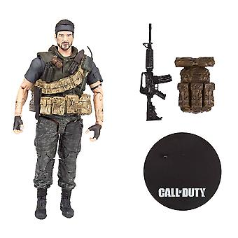 Frank Woods (Call Of Duty) McFarlane Action Figure