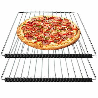 Oven shelf heat guards (pack of 2)