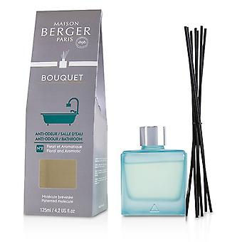 Lampe Berger (Maison Berger Paris) Functional Cube Scented Bouquet - Anti-Odour/ Bathroom N°2 (Floral and Aromatic) 125ml/4.2oz