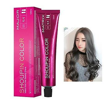 Mild Safe Hair Dyeing Shampoo