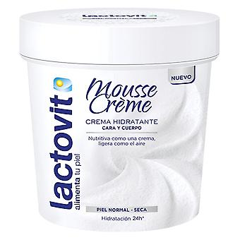 Facial Cream Lactovit Mousse Creme (250 ml)
