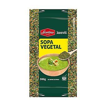 Kesvit Vegetabilske Semolina 500 g