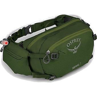 Osprey Seral 7 w/Res Hydration Pack O/S - Dustmoss Green
