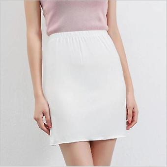 Woman Skirt Under Dress Intimate Modal Half Slip Dress / Petticoat Long