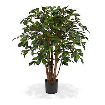 Artificial Ficus Folia Deluxe 80 cm verde