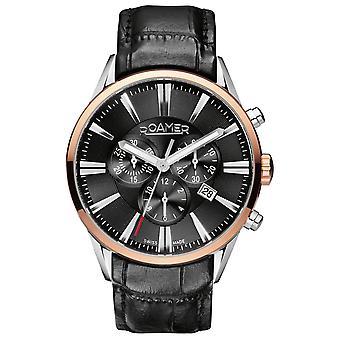 Roamer 508837 41 75 05 Superior Chrono watch 44 mm
