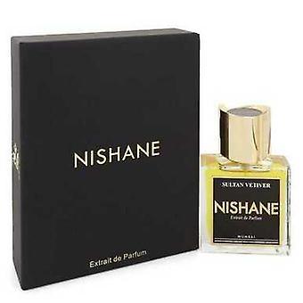 Sultan Vetiver By Nishane Extrait De Parfum Spray 1.7 Oz (men) V728-550135