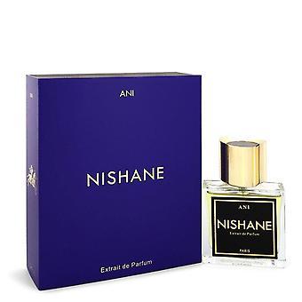 Nishane Ani Extrait De Parfum Spray (Unisex) By Nishane 1.7 oz Extrait De Parfum Spray
