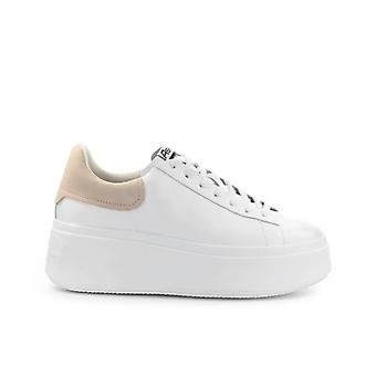 ASH MOBY WHITE BEIGE SNEAKER - Taglie Ash Donna: 8 UK