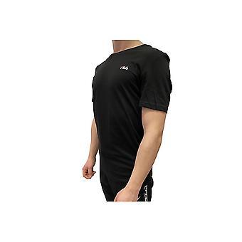 Fila Unwind Tee 682201002 t-shirt universel pour hommes d'été