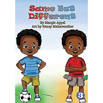 We Are The Same But Different by Margie Appel - 9781925960525 Book