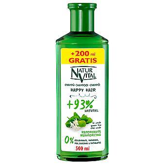 Naturaleza y Vida Happy Hair Champú Reforzante 500 ml