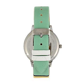 Crayo Swing Quartz Silver Dial Unisex Watch CRACR5701