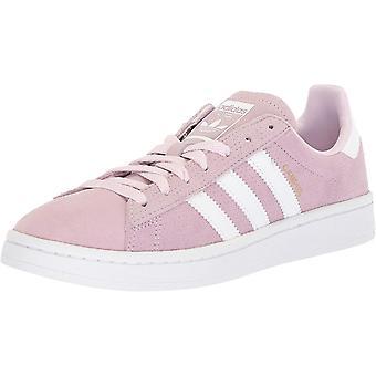 Kids Adidas Boys Campus Suede matala alkuun pitsi ylös kävely kengät
