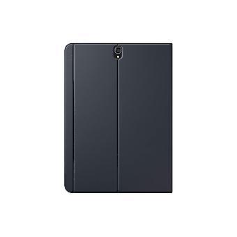 Alkuperäinen Samsung-kirjan kansi Galaxy Tab S3-musta