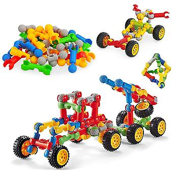 FengChun MINT Lernen Spielzeug Skelett Gebäude Kit 70pcs fr 3-9 Jahre alte Jungen Mädchen