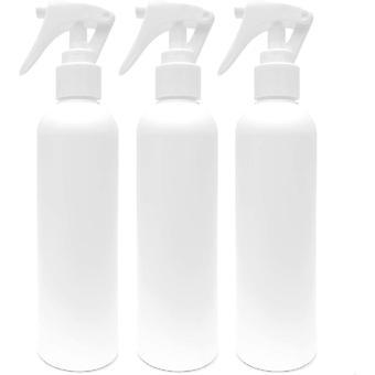 HanFei Sprühflasche 250 ml aus hochwertigem HDPE Kunststoff – Nachfüllbare Zerstäuber Flaschen