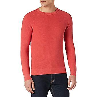 Pepe Jeans James Sweatshirt, 244mars Red, XXL Homme