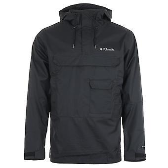 Columbia Buckhollow Anorak Jacket - Black