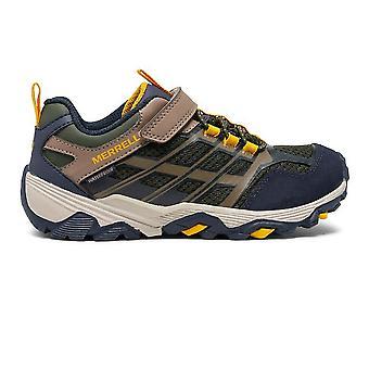 Merrell MOAB FST A/C Waterproof Junior Walking Shoes  - SS21