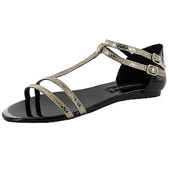 Steven Womens Keliina Flat Sandal Shoe
