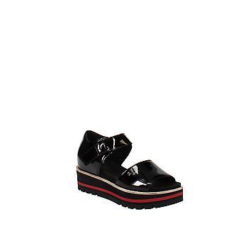 Eileen Fisher | Luella Leather Platform Sandal