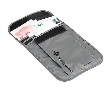 Sea to Summit Neck Pouch RFID Small - Grey