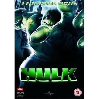 Hulk - 2 Disc Edition DVD